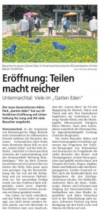 20140917Eröffnung_Ehinger_Tagblatt